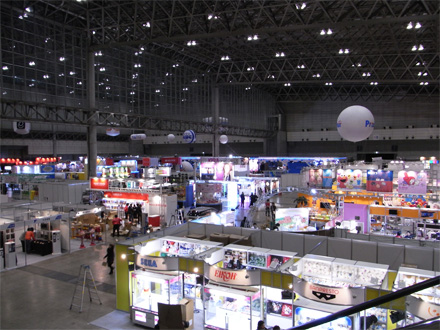 AOU 2010 アミューズメント・エキスポ2010。