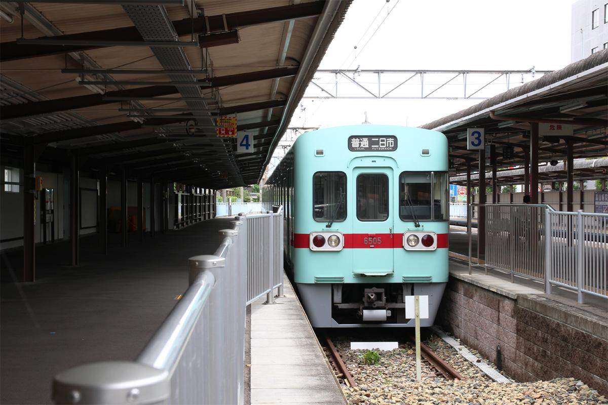 西日本鉄道太宰府線