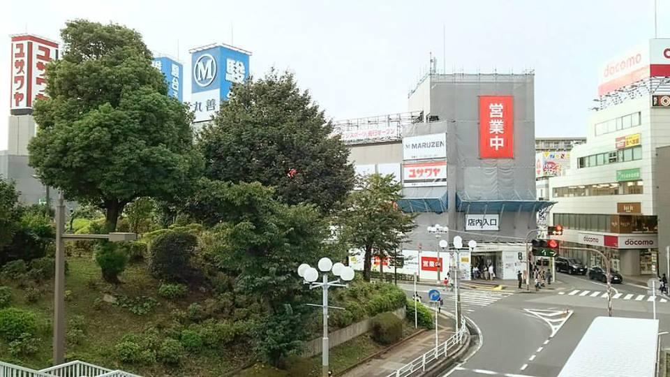 津田沼ユザワヤ